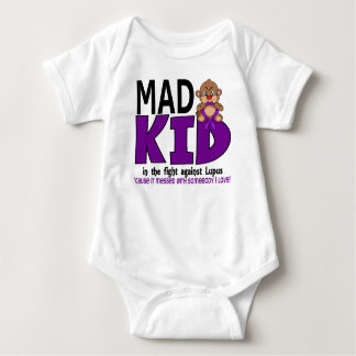 Mad Kid Lupus Baby Bodysuit