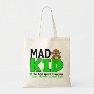 Mad Kid Lymphoma Canvas Bags