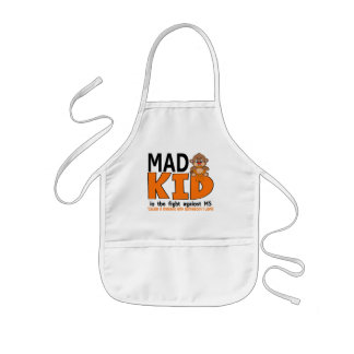 Mad Kid MS Kids' Apron