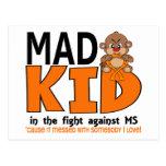 Mad Kid MS Postcard