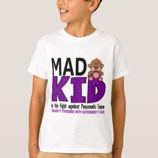Mad Kid Pancreatic Cancer T-Shirt