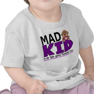 Mad Kid Pancreatic Cancer Shirts