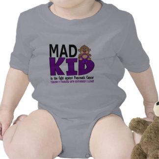 Mad Kid Pancreatic Cancer Romper
