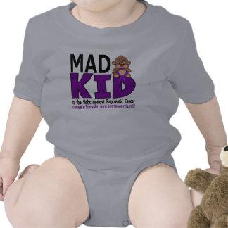 Mad Kid Pancreatic Cancer Tee Shirt