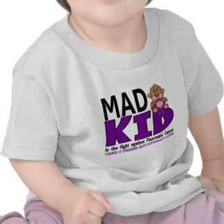 Mad Kid Pancreatic Cancer T-shirts