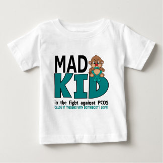 Mad Kid PCOS Baby T-Shirt