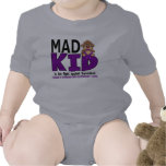 Mad Kid Sarcoidosis Baby Bodysuits