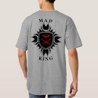 Mad King Men's Tall Hanes T-Shirt