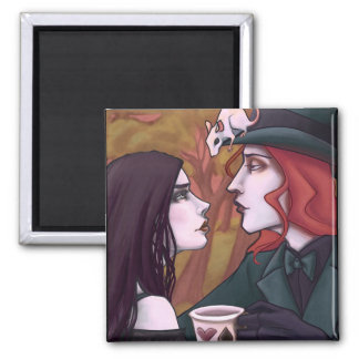 Mad Love 2 Inch Square Magnet