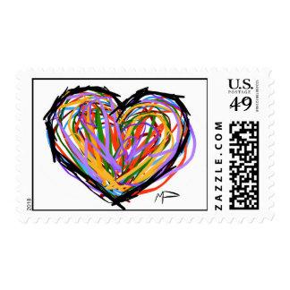 Mad love postage