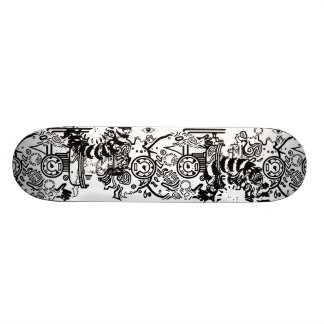 Mad Machine Skateboard