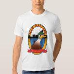 Mad Mallard Brewery Basic T-shirts