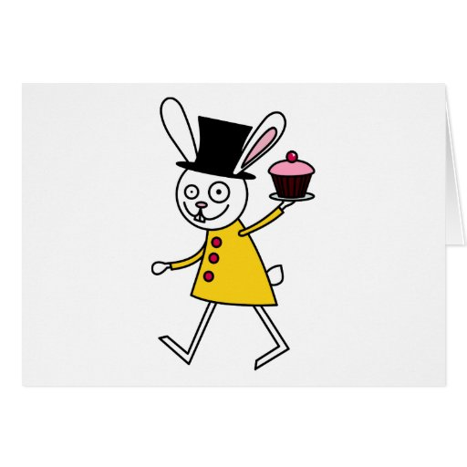 Mad March Hare Greeting Cards