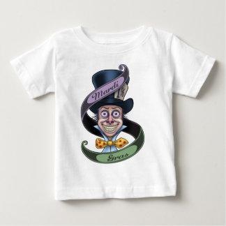 Mad Mardi Gras Baby T-Shirt