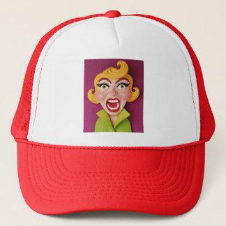 Mad Mom Trucker Hat