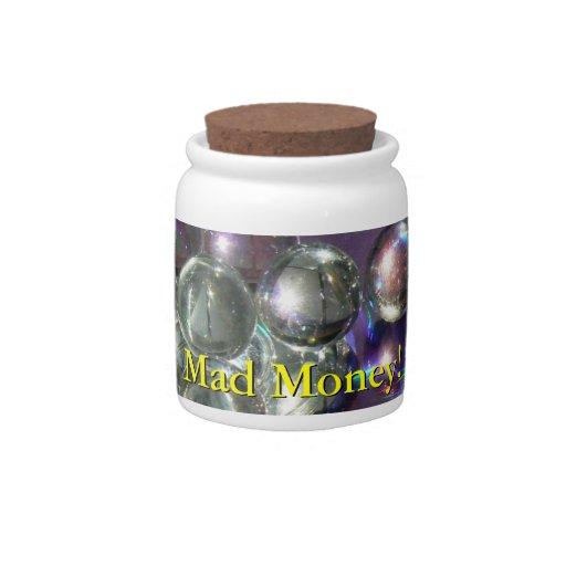 Mad Money! Candy Jar