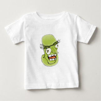 Mad Monster Man with Evil Expression Baby T-Shirt
