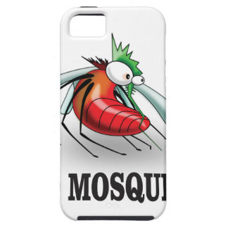 mad mosquito yeah iPhone SE/5/5s case