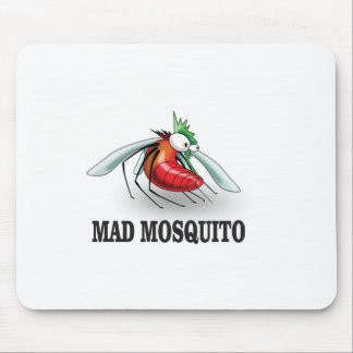 mad mosquito yeah mouse pad
