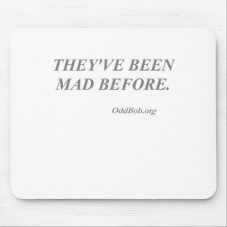 Mad Mouse Pad