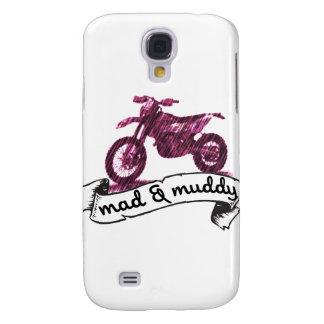 Mad & muddy galaxy s4 cover