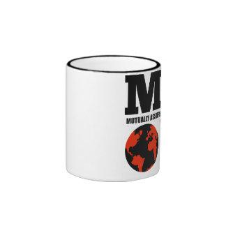MAD Mutually Assured Destruction Coffee Mug