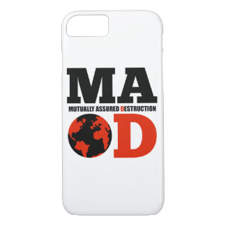 MAD Mutually Assured Destruction iPhone 7 Case