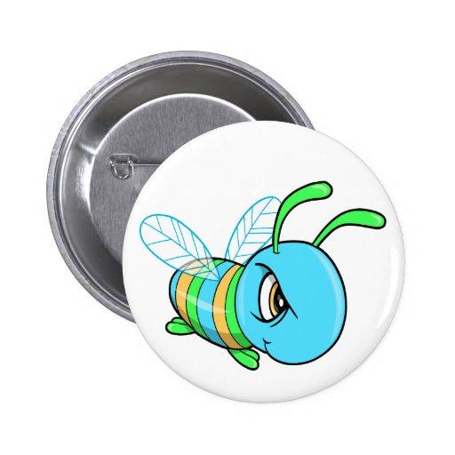 Mad nasty Bug button