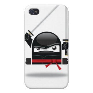 Mad ninja skills iphone case iPhone 4/4S cover