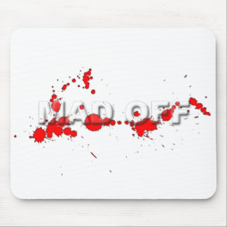 MAD OFF MOUSE PAD