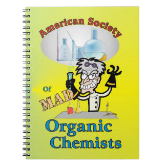 Mad Organic Chemists Notebook