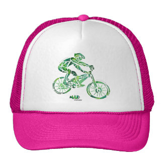 MAD Outfitters Mountain Biking Bike Outdoors Trucker Hat