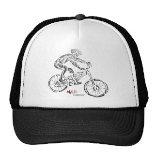 MAD Outfitters Mountain Biking Bike Trucker Hat
