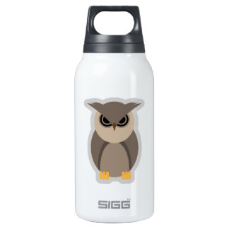 Mad Owl Thermos Bottle