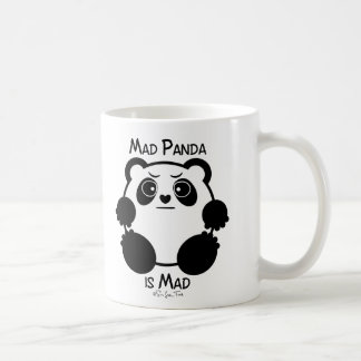 Mad Panda Coffee Mug
