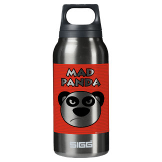 Mad Panda Insulated Water Bottle