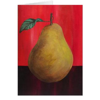 Mad Pear Card