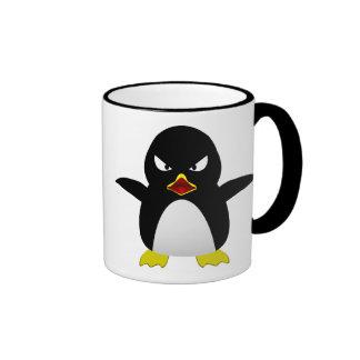 Mad penguin 03 coffee mug