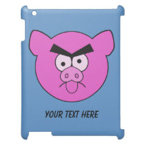 Mad Pig custom cases Cover For The iPad