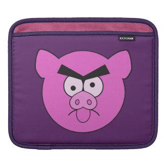 Mad Pig custom iPad sleeve