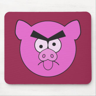 Mad Pig custom mousepad
