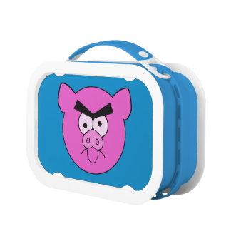 Mad Pig lunch boxes