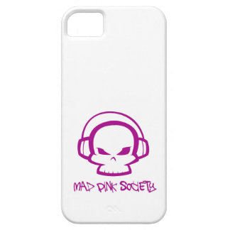 Mad Pink Society IPhone SE, IPhone 5/5S case. iPhone SE/5/5s Case
