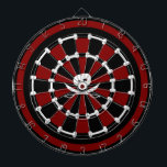 "Mad Pirate Dartboard<br><div class=""desc"">What better way to spend your hours in between piratical trips than tossin&#39; darts in the tavern?  Here be ye olde pirate dartboard!</div>"