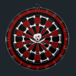 """Mad Pirate Dartboard<br><div class=""""desc"""">What better way to spend your hours in between piratical trips than tossin&#39; darts in the tavern?  Here be ye olde pirate dartboard!</div>"""