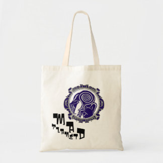 Mad planet tote bag