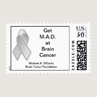 MAD postage stamps