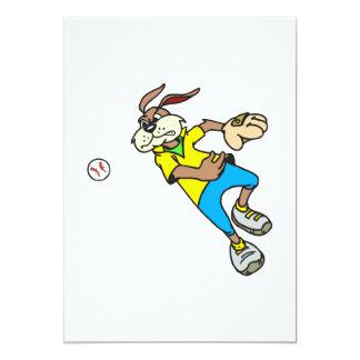 Mad Rabbit Baseball Player Card