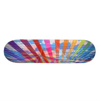 """Mad & Rad"" skateboard CricketDiane designer deck"