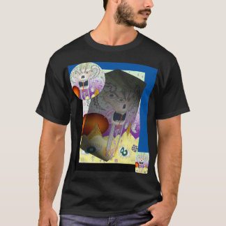 Mad Ram Skull by Anjo Lafin & Sivablood. T-Shirt